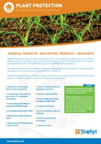 brochure plant protection nutrition